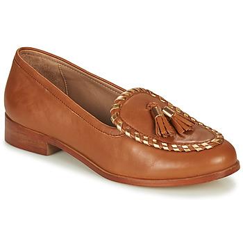 Sapatos Mulher Mocassins André BRETTA Camel