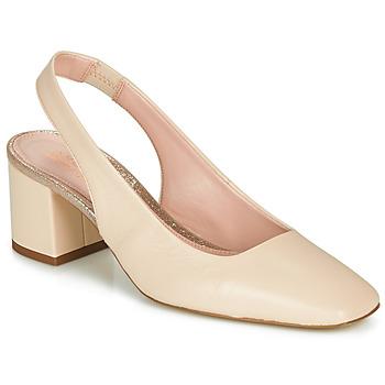 Sapatos Mulher Escarpim André BERENICE Branco