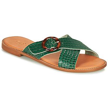Sapatos Mulher Sandálias André BRAIDY Verde