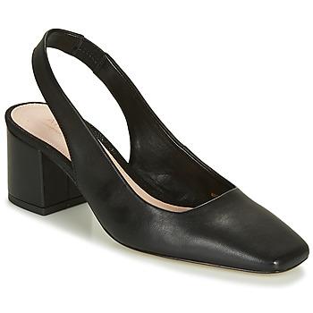 Sapatos Mulher Escarpim André BERENICE Preto