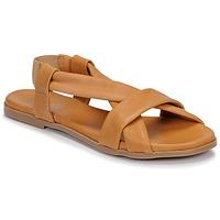 Sapatos Mulher Sandálias André BABACO Camel