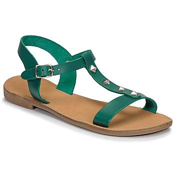 Sapatos Mulher Sandálias André DOMINOU Verde