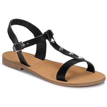 Sapatos Mulher Sandálias André DOMINOU Preto
