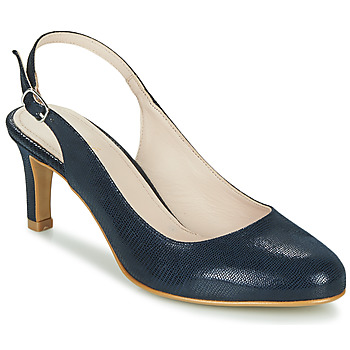 Sapatos Mulher Escarpim André POMARETTE Marinho
