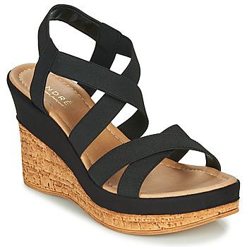 Sapatos Mulher Sandálias André BEE Preto
