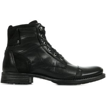 Sapatos Homem Botas baixas Redskins Yani Preto