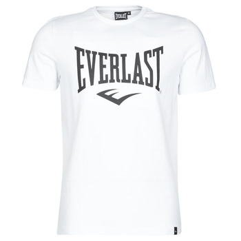 Textil Homem T-Shirt mangas curtas Everlast EVL LOUIS SS TS Branco