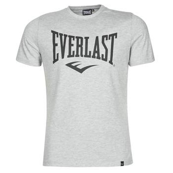 Textil Homem T-Shirt mangas curtas Everlast EVL LOUIS SS TS Cinza