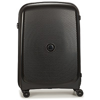 Malas Mala rígida Delsey 72 CM 4 DOUBLE WHEELS TROLLEY CASE Preto