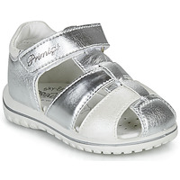 Sapatos Rapariga Sandálias Primigi 5365555 Prata
