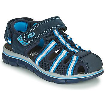 Sapatos Rapaz Sandálias desportivas Primigi 5392400 Marinho / Azul