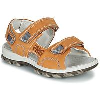 Sapatos Rapaz Sandálias Primigi 5391133 Laranja