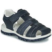 Sapatos Rapaz Sandálias Primigi 5391211 Marinho