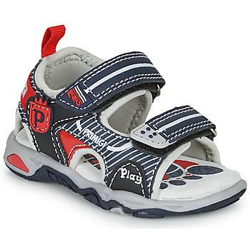 Sapatos Rapaz Sandálias Primigi 5450544 Marinho / Vermelho