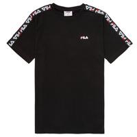 Textil Criança T-Shirt mangas curtas Fila FREDDY Preto