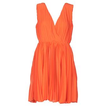 Textil Mulher Vestidos curtos Moony Mood PE20-RPL-ROUGE Vermelho