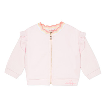 Textil Rapariga Casacos/Blazers Lili Gaufrette KALINIO Rosa