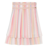 Textil Rapariga Saias Lili Gaufrette MIREILLE Multicolor