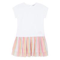 Textil Rapariga Vestidos curtos Lili Gaufrette MOLLY Multicolor