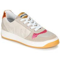 Sapatos Mulher Sapatilhas Meline GEYSON Bege