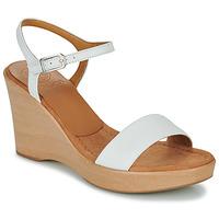 Sapatos Mulher Sandálias Unisa RITA Branco