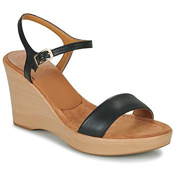 Sapatos Mulher Sandálias Unisa RITA Preto