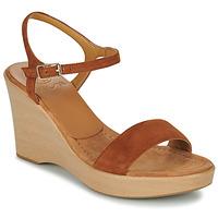 Sapatos Mulher Sandálias Unisa RITA Castanho