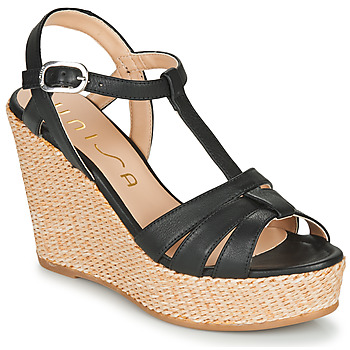 Sapatos Mulher Sandálias Unisa MACA Preto