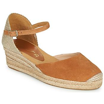 Sapatos Mulher Sandálias Unisa CISCA Camel