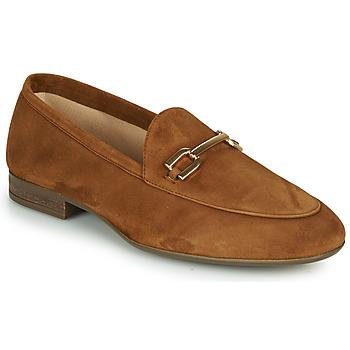 Sapatos Mulher Mocassins Unisa DALCY Camel
