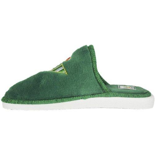 Sapatos Mulher Chinelos Andinas Zapatillas Real Betis Verde