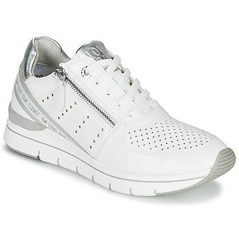 Sapatos Mulher Sapatilhas Marco Tozzi 2-23723 Branco