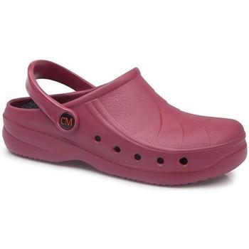 Sapatos Tamancos Calzamedi Tamanco sanitário  extra confortável anatômico 2020 BORDEAUX