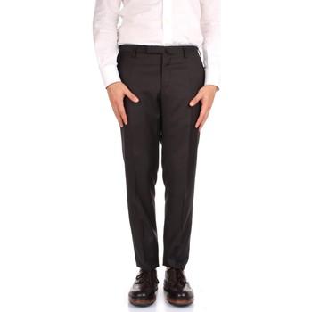 Textil Homem Calças Incotex 1AT030 1010T Castanho
