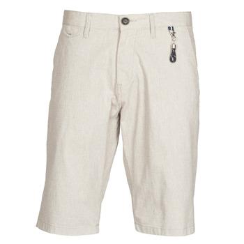 Textil Homem Shorts / Bermudas Tom Tailor  Bege