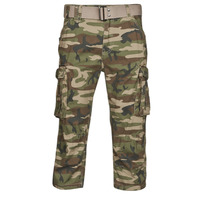 Textil Homem Shorts / Bermudas Schott TR RANGER 50 Cáqui