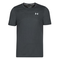 Textil Homem T-Shirt mangas curtas Under Armour SEAMLESS Preto