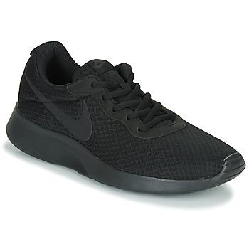 Sapatos Homem Sapatilhas Nike TANJUN Preto