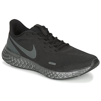 Sapatos Homem Sapatilhas de corrida Nike REVOLUTION 5 Preto