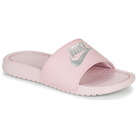 Sapatos Mulher chinelos Nike BENASSI JUST DO IT Rosa