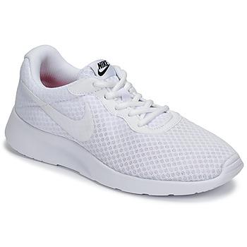 Sapatos Mulher Sapatilhas Nike TANJUN Branco