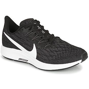Sapatos Mulher Sapatilhas de corrida Nike ZOOM PEGASUS 36 Preto / Branco