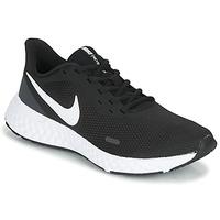 Sapatos Mulher Multi-desportos Nike REVOLUTION 5 Preto / Branco