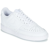 Sapatos Mulher Sapatilhas Nike COURT VISION LOW Branco