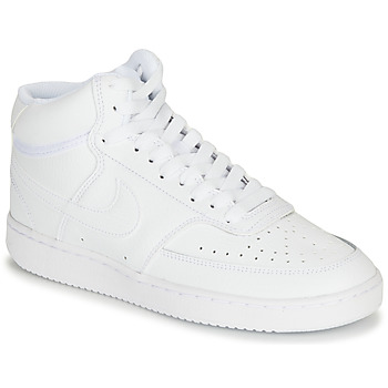 Sapatos Mulher Sapatilhas Nike COURT VISION MID Branco