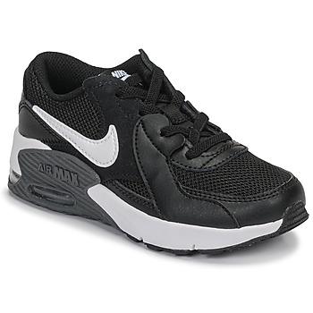 Sapatos Criança Sapatilhas Nike AIR MAX EXCEE PS Preto / Branco