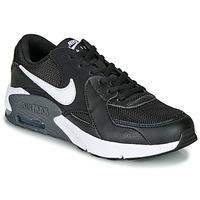 Sapatos Criança Sapatilhas Nike AIR MAX EXCEE GS Preto / Branco
