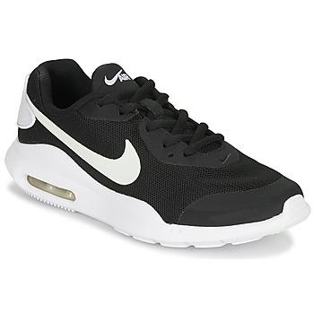 Sapatos Criança Sapatilhas Nike AIR MAX OKETO GS Preto / Branco