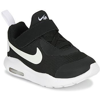 Sapatos Criança Sapatilhas Nike AIR MAX OKETO TD Preto / Branco