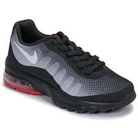 Sapatos Criança Sapatilhas Nike AIR MAX INVIGOR GS Preto / Vermelho